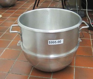 Pierce Food Service Equipment Co  Inc : VMLHP40 HOBART 40