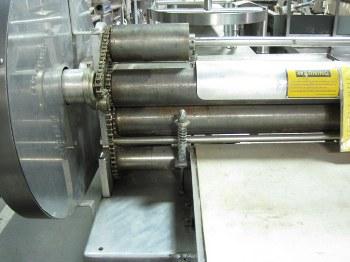 commercial pie crust machine